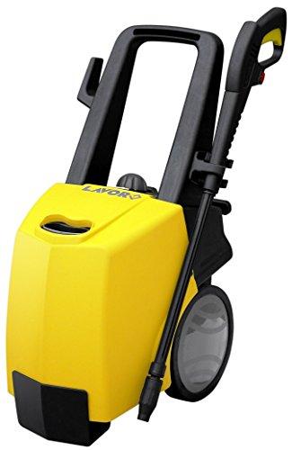 Hochdruckreiniger Advanced 1108 | Warmwasser-Hochdruckreiniger 145 bar Arbeitsdruck | inkl. verschiedener Zubehöraufsätze | Lieferleistung 450 l/h | mit Rollen, Edelstahlheizspirale | Befeuerung mit Diesel