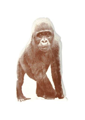 Fauna - Cushion Gorilla (Mini) / Kissen Affe
