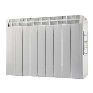 farho Radiador Electrico XP 990W (9) · Emisor Térmico con Termostato Digital Programable 24/7 · WiFi Opcional…