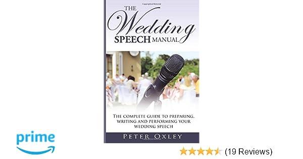 wedding speech family representative