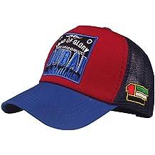 EUCoo Cappellino da Donna Moda retrò Tempo Libero Cappello da Ricamo  Berretto da Baseball 97a619832a9f
