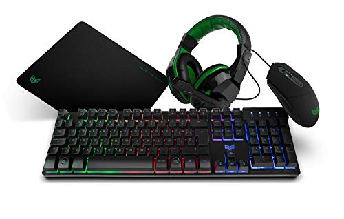 Pack Combo Gaming BG X4