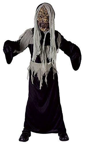 Kinder Jungen Mädchen Graveyard Creep Kostüm Alter 4-12 Jahre (Large (Age 10-12 Years), (Jungen Beliebtesten Kostüme 2017)