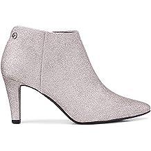 Suchergebnis auf für: tamaris boots Silber