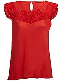 Camiseta Naf Naf Odile Rojo