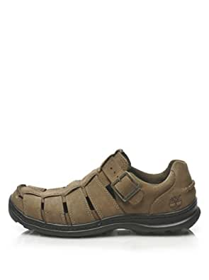 TIMBERLAND mens sandale en cuir 45563, sandalen & badeschuhe herren / 11504:44