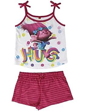 Trolls - Conjunto Pijama - para niña - 2200001974