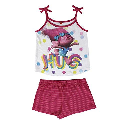 Pijama Trolls Poppy Tirantes (4 años)