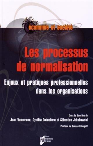 le-processus-de-normalisation-enjeux-et-pratiques-professionnelles-dans-les-organisations