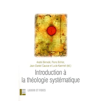 Introduction à la théologie systématique