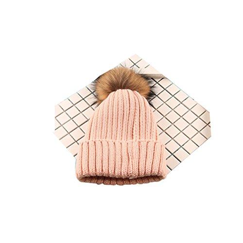 Casquette De Coiffure, Chapeau De Tricot, Chapeau De Dames, Casquette De Baseball, Chapeau De Couleur Unie, Chapeau pink
