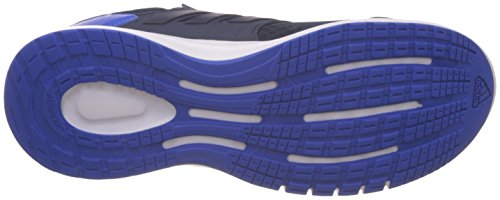 adidas Unisex-Kinder Galaxy 3 K Turnschuhe Braun (Maruni/maruni/azul)