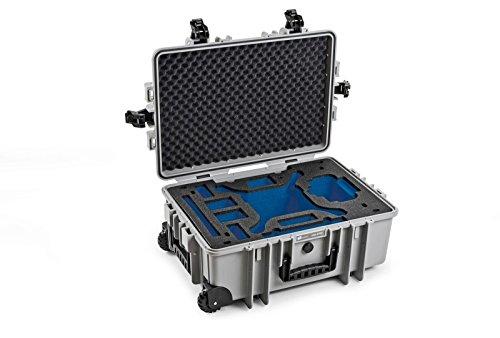 B & W Outdoor. Cases Type 6700 avec Incrustation DJI Phantom 4 Pro/4 Pro +/4 Advanced – L'original