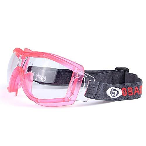 Hdcwz 2019 Sand Control Kinderschutzbrillen Kind Windschutzscheibe Kind Reitbrille Outdoor Bergsteigen Bewegung Brille Brille (Color : C)