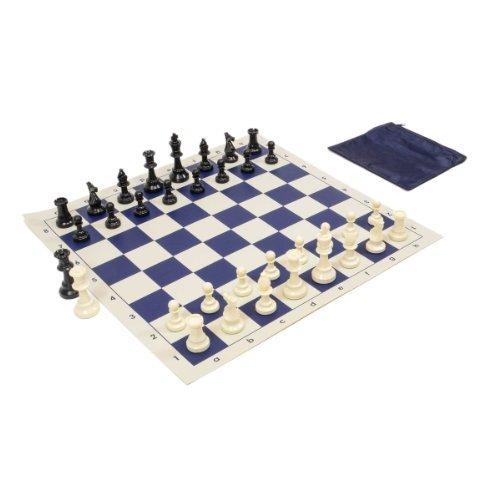 wholesale-chess-basic-club-chess-set-combo-blue