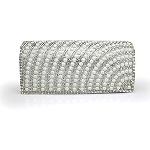 LTT, Poschette giorno (Shiny Silver Beads)
