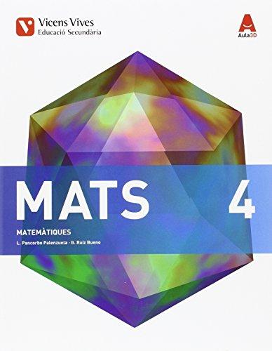 Mats 4 (matematiques) eso aula 3d: 000001