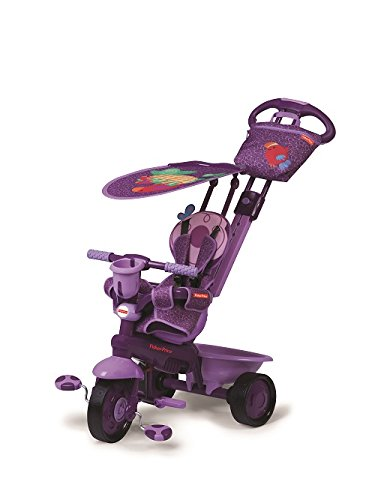 Fisher Price FP1570133 - Triciclo Royal, Viola
