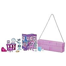 Hasbro My Little Pony-E5020ES1 Twilight Sparkle On The Go, Multicolore, E5020ES1