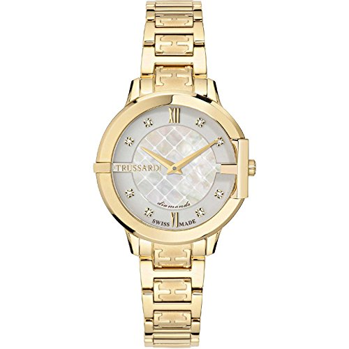 Women Only Time Watch Trussardi Heqet Casual Cod. r2453114509