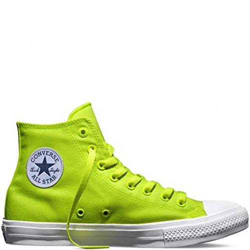 converse-chuck-taylor-all-star-ii-neon-scarpe-da-basket-unisex-adulto-verde-volt-green-white-45-eu