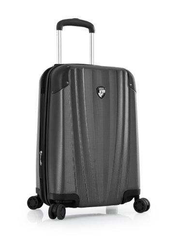... 50% SALE ... PREMIUM DESIGNER Hartschalen Koffer - Heys Core Velocity Grau Handgepäck