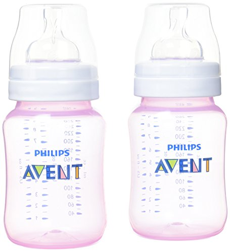 Philips Avent Classic+ Feeding Bottle SCF564/27 (260ml/9oz) 41 1Nan 2BUzL