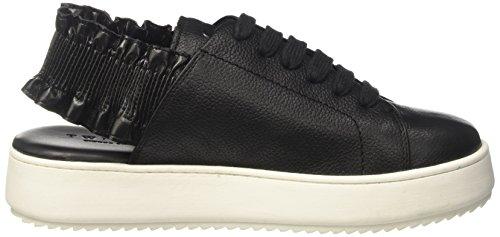 Twin Set Milano Damen Cs7trn Sneaker Schwarz