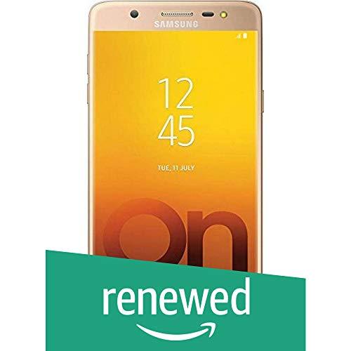 (Renewed) Samsung Galaxy On Max (Gold)