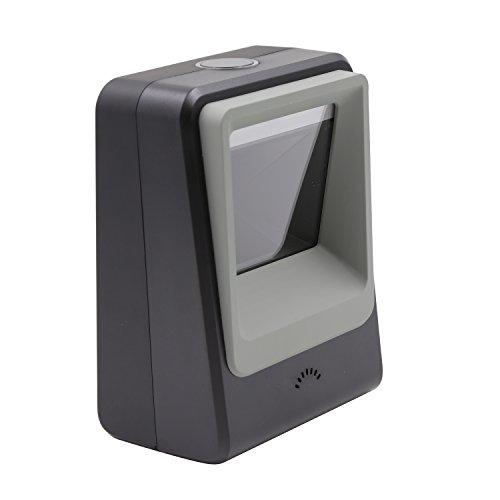 TEEMI 1D 2D USB Automatischer Barcode-Scanner Desktop Präsentation Bildleser für Mobile Geschäftsbereiche, Supermarkt, Bibliothek, Einzelhandel, Warehouse - Pc-präsentation-software