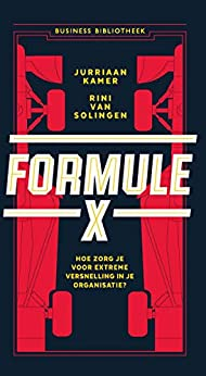 Formule X van [Kamer, Jurriaan, Solingen, Rini van]