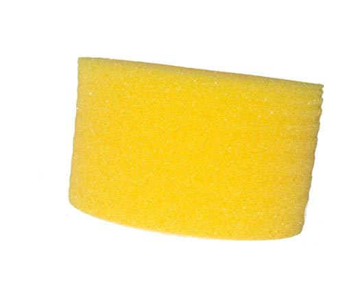 10 Stück Schwamm für Lederpflege - Lederbalsam Schwämme