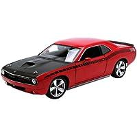Modellino Highway61 Scala 1:18 Plymouth CUDA Concept HEMI 2011 rosso - Plymouth Cuda