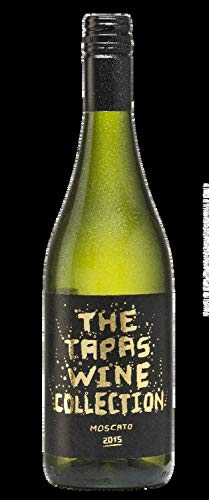 The Tapas Wine Collection Moscato - 2017-6 X 0,75 Lt. - Carchelo