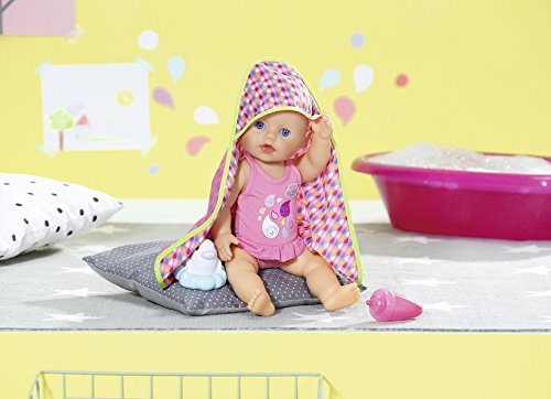 Baby Born 825341 My Little Bathing Fun Nurturing Doll