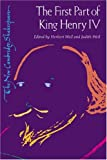 The First Part of King Henry IV: The First Part of King Henry IV Pt.1 (The New Cambridge Shakespeare)