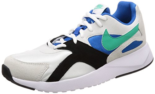 7025f1ea49 Nike Pantheos, Zapatillas de Gimnasia para Hombre, Blanco (White/Kinetic  Green/
