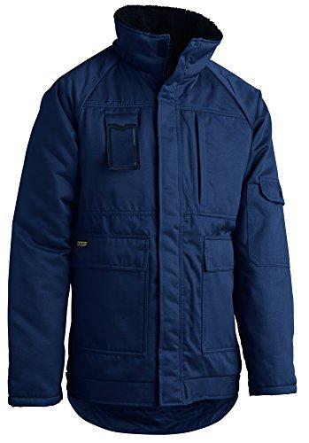 Blakläder veste hiver col doublés velours veste 4800 marineblau