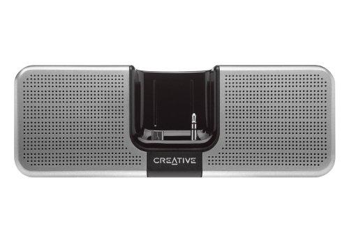 Creative TravelSound Zen Mozaic Lautsprechersystem 650 mW schwarz Zen Multimedia-player