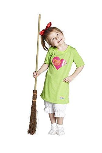 Besen Kostüm Machen - Rubie's 380200 - Kostüm für Kinder - Bibi Blocksberg, 140
