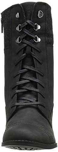 Hush Puppies Fidda Maisie Boot Combat Black
