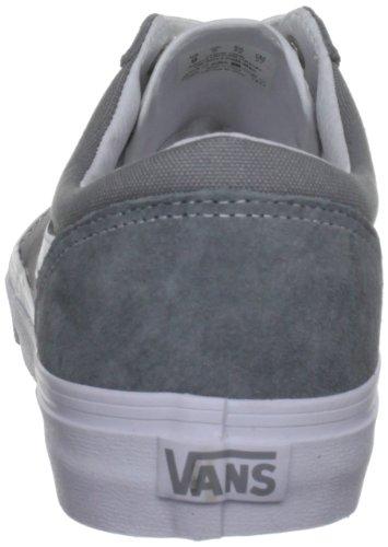 Vans M MILTON VOYY7QM Herren Sneaker Grau ((Suede) mid gre)