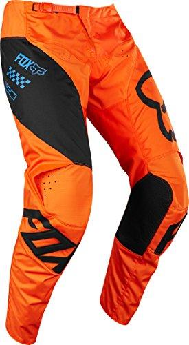 Fox Pants Junior 180 Mastar, Orange, Größe Y26 (Fox Mx-gear)