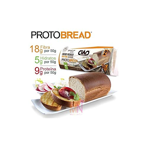 Pane proteico protobread - 300 gr - sp422