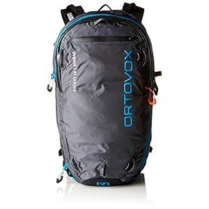 Ortovox Ascent 28 S Avabag Rucksack, 54 cm, 28 L, Black Anthracite