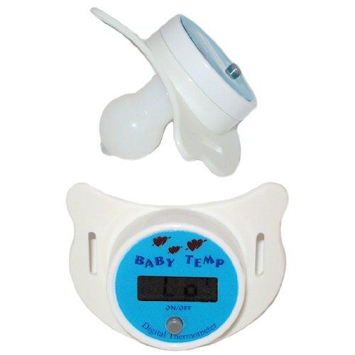 Good Health FX - Chupete termómetro digital pantalla