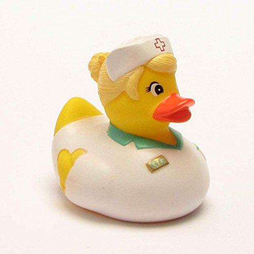 Lilalu 8x 8cm 50g 1839Sammler und Krankenschwester Rubber Duck Baby Badespielzeug