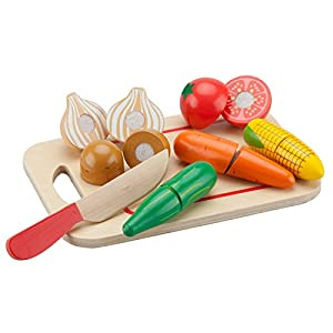 New Classic Toys New Classic Toys-10577 0577-juguetes de rol para niños (3 año(s), 240 mm, 160 mm, 60 mm), Color Madera (NCT0577)