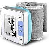 Prueba de latido Monitor de ritmo cardíaco Pulsera de pantalla digital inteligente Healyh Care Wrist presión arterial.