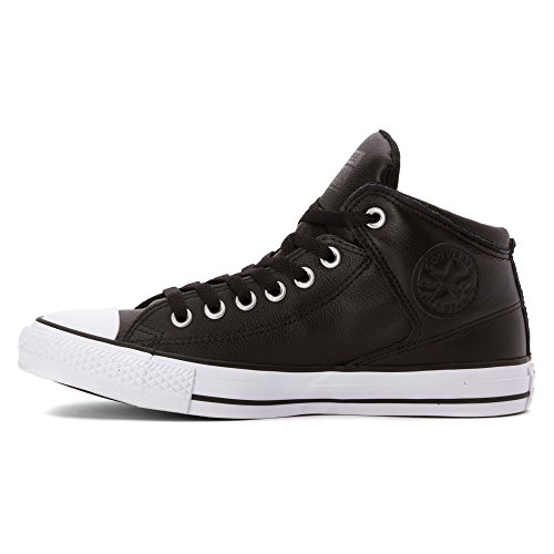 Converse CHUCK TAYLOR ALL STAR HI HIGH STREET Sneaker da uomo Black/White